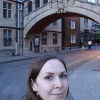 Lindsay at University of Oxford